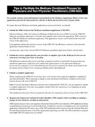 Medicare Enrollment Tips Specialty Medicine Medicare United