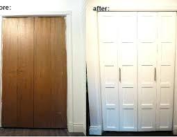 interior bifold closet doors closet doors mirrored closet