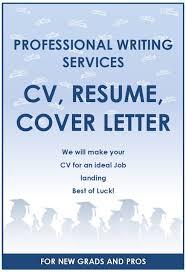 Good Looking Cv Write A Professional Looking Cv Resume For Good Job