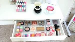 diy makeup containers large size of affordable dressing table makeup vanity ers including gorgeous ideas inspirations
