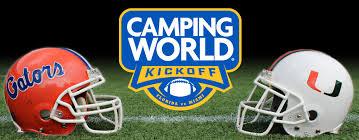 Miami University Football Stadium Seating Chart 2019 Camping World Kickoff Camping World Stadium