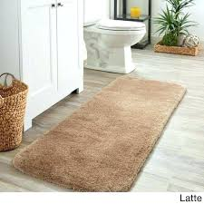 gray and brown bath rugs bathroom black furniture engaging medium size mats within stunning red