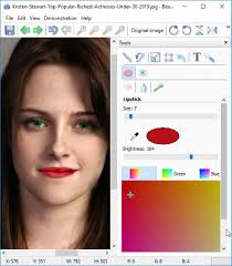 beauty guide is another one of free makeup photo editor software for windows it is a user friendly face makeup software for pc users