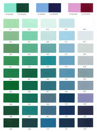 Industrial Paint Colour Chart Industrial Paint Color Cards