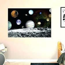 solar system wall art large wall art wall art stickers solar system wall art stickers the on solar system 3d wall art with solar system wall art logiz fo