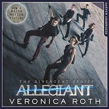 allegiant divergent book 3 cover art