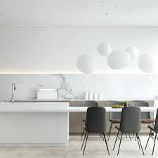 Modern White Kitchen Cabinet Doors Kitchens What Color Granite
