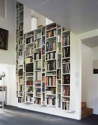 modern home library design. interior furniture awesome white color wood unique design home library wall racks book at corner room with contemporary also kitchen modern r