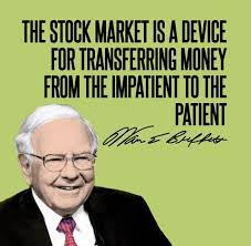 Stock Market Quote Impressive Motivational Quote Warren Buffet The Stock Market Is A Device