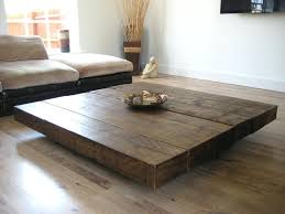 large dark wood coffee table innovative extra large ottoman ideas about large coffee tables on large