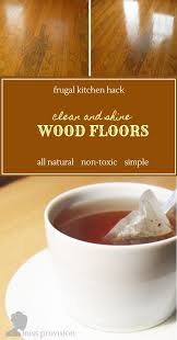 fast free easy kitchen hack to shine damaged and dull wooden floors works on hardwood and engineered wood make your kitchen floors shine naturally