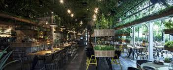 Segev Design A Natural Restaurant Interior Design Adorable Home