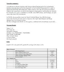 computer programmer resume samples best ideas of sample resume computer programmer beautiful java