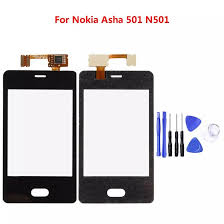 Touch Screen For Nokia Asha 501 N501 ...