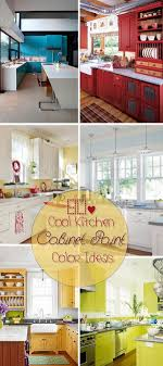 image cool kitchen. Lots Of Cool Kitchen Cabinet Paint Color Ideas! Image