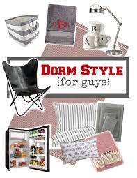 dorm decor style for guys 11