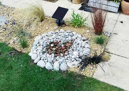 Small Picture Solar Pond Installation Small Garden Ideas Garden Design Ideas