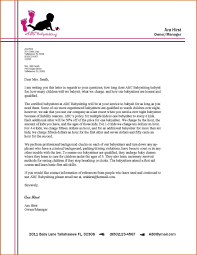 Business Letter Format Example. Example Of Simple Business Letter ...