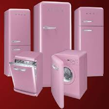 smeg retro appliances. Simple Appliances Retro Pink Smeg Appliances Hoe Cool Zou Het Zijn Een Suikerzoete Roze  Koelkast In Mu0027n Sixties Keuken To Appliances 0