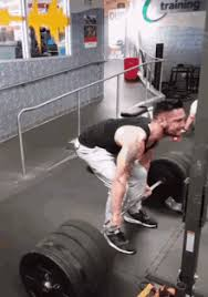 deadlift form gif deadlift bad gif deadlift bad form discover share gifs