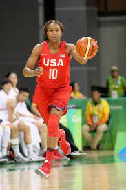 Tamika CATCHINGS - Olympic Basketball | United States of America