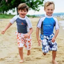 Snapper Rock Size Chart Boys Swimwear