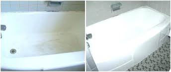 how to clean a stained fiberglass bathtub how to clean fiberglass tub stained enclosure clean stained
