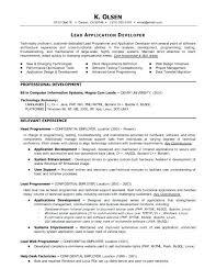 Web Developer Resume Objective Example Career Examples Lovely Obj