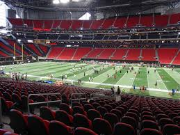 How much do atlanta falcons suites cost? Mercedes Benz Stadium View From Lower Level C126 Vivid Seats