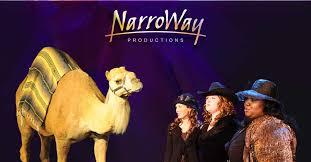 Narroway Productions Seating Chart Ticket Info