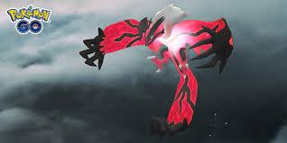 Pokemon Go Luminous Legends Y Raid Bosses