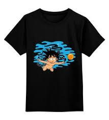 """купить детские футболки с красивыми принтами """"<b>dragon</b> ball"""""""