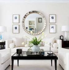 decorating a large living room. Large Living Room Decorating With Mirrors A