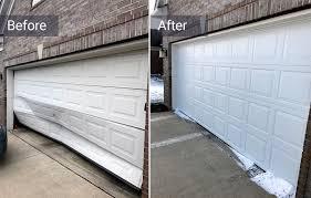 Residential Garage Door - Action Door and Window Elyria