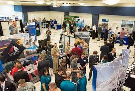 Career Fair On Campus Dakota Student