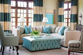 designs ideas modorn living room with modern sectional sofa ans blue ottoman coffee table also