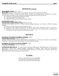 Professional Medical Resume Unique Medical Resumes Top Resume Tips For Medical Professionals
