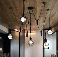 hanging bulb lights hanging bulb lighting pendant lights lamp lighting industrial vintage lamp tiny cages fixtures