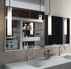 kitchen maid cabinets bathroom vanity medicine cabinet mirror kohler verdera led lit cabinetss home design full