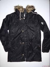 vans jacket mens. new vans mens jt hetch mountain edition parka hooded jacket medium