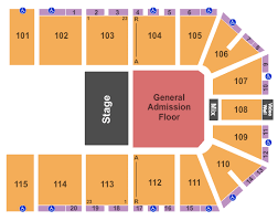 Hartman Arena Seating Chart Valley Center