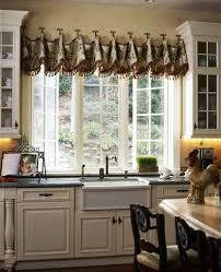 Beautiful Kitchen Valances Kitchen Valances Helpformycreditcom