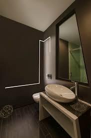 modern lighting bathroom. plasterin led lighting modern for the bathroom truline 5a