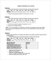 Texas Payroll Calculator Hourly 7 Weekly Paycheck Calculator Doc Excel Pdf Free Premium