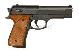 <b>Пистолет Galaxy</b> Beretta 92 mini spring (<b>G</b>.<b>22</b>) - <b>страйкбольный</b> ...