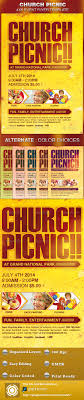 Picnic Flyers Picnic Flyer Graphics Designs Templates From Graphicriver