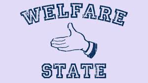 a world out the welfare state  welfare state