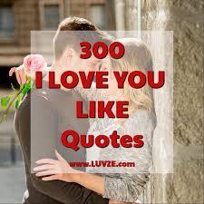 i love you like es