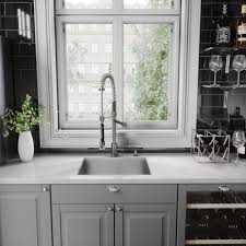 VIGO Zurich Stainless Steel Pull-Down Spray Kitchen Faucet - Free Shipping  Today - Overstock.com - 13297962
