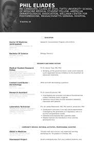 resume medical student medical resume samples visualcv resume samples database